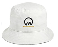 Skechers X Mew Collection : The Moon is Beautiful - Fisherman Hat (White)