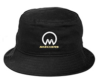 Skechers X Mew Collection : The Moon is Beautiful - Fisherman Hat (Black)
