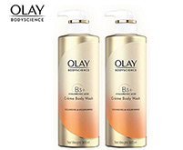 Olay : BodyScience Hydrating Creme Body Wash (Pack of 2)