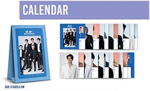 Boyfriends : Calendar 2021