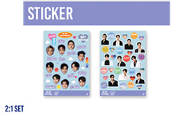 Boyfriends : Sticker Set