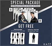 KAZZ : Vol. 174 - Mew Suppasit (SPECIAL PACKAGE)