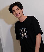 GOLY.BKK x Gulf Kanawut T-Shirt - Black Size M