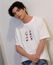 GOLY.BKK x Gulf Kanawut T-Shirt - White Size L