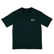 Astro : Premium Logo Tshirt - Green Size M