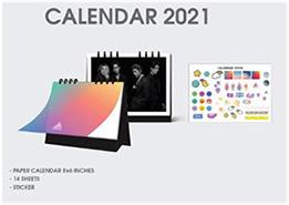 Trinity : Calendar 2021