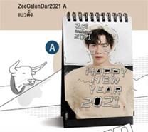 Zee : Calendar 2021 - Type A