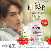 DeoKlear : Mineral Deodorant Stick - Skin Enhance