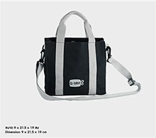 GMMTV : Mini Canvas Tote Bag