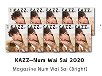 KAZZ : Vol. 175 - Bright Vachirawit (SPECIAL PACKAGE)