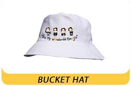 Gulf Kanawut : Bucket Hat