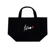 Astro : V-DAY Canvas Bag - Black