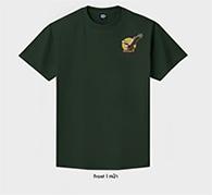 1000Stars : T-shirt (Green) - Size S
