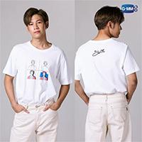 Singto : Portrait Art Series : T-shirt - Size L