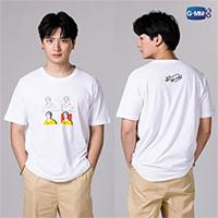 Krist : Portrait Art Series : T-shirt - Size S