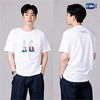 Off : Portrait Art Series : T-shirt - Size L