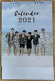 En of Love The Series : Calendar 2021
