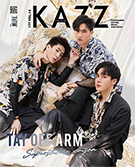 KAZZ : Vol. 177 - Tay & Off & Arm - Cover B