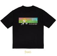 GOLY.BKK x Gulf : Sunflower and Ball T-Shirt - Size XS
