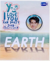 Y I Love You Fan Party : Badge - Earth Pirapat