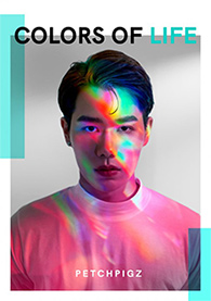 The Official Photobook : Petchpigz - Colors of Life