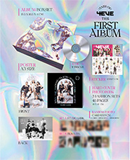 Tales of 4EVE : THE FIRST ALBUM Box Set & Sticker