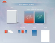 The Official Photobook : I Told Sunset About You