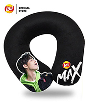 Lay's Max x Bright Neck Pillow (Pillow Only)