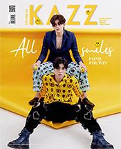 KAZZ : Vol. 179 - Pond & Phuwin - Cover B
