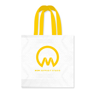 Mew Suppasit : MSS Shopping Bag - Yellow