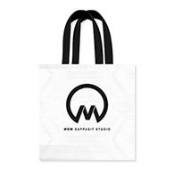 Mew Suppasit : MSS Shopping Bag - Black