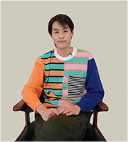 Leela : Mix Color Sweater