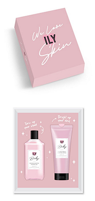 Ily Nourish Scented : Duo Kit Special Package - BABY