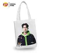 Lay's Max x Bright PU Leather Bag