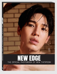 The Official Photobook of New Thitipoom - New Edge