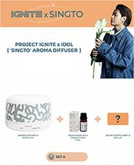 IGNITE X Singto : Aroma Diffuser Project - Set A
