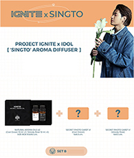 IGNITE X Singto : Aroma Diffuser Project - Set B