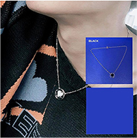 Kerrist : Turn Up A Card - Necklace (Black)
