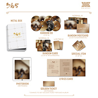 Mew Suppasit : The 1st Album 365 - Normal Edition
