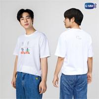 Mix : Portrait Art Series : T-shirt - Size L