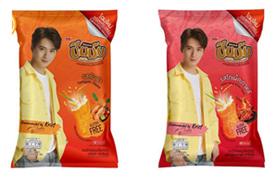 Shinmai x Krist Perawat - Spicy Chicken & Tomyum (Pack of 6)