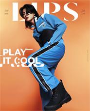 Lips Magazine : August 2021 - Cover B