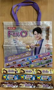FunO x Krist Perawat - Shopping Bag Set