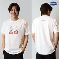 Pond : Portrait Art Series : T-shirt - Size M
