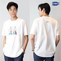 Phuwin : Portrait Art Series : T-shirt - Size L