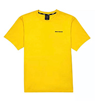 Mew Suppasit : The Moon is Beautiful T-shirt (Yellow) - Size S