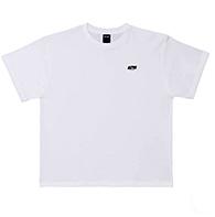 Astro : Small Logo Oversized Tshirt - White Size S
