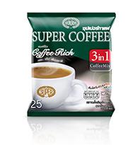 Super Coffee X EarthMix : Coffee Rich