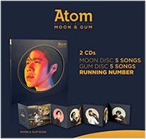 Atom : Special Album Moon and Gum