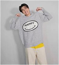 Leela : Happy Sweater
